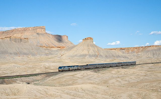 Epic train journeys of the world_californian zyphyr