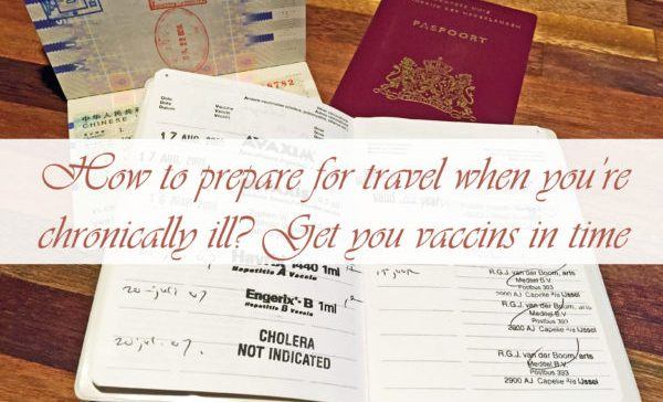 How to Prepare for Travel with a Chronic Illness?
