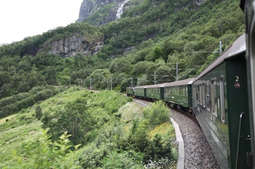 epic train journeys of the world- flam railway