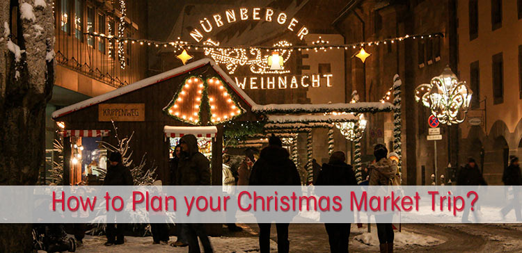 There are plenty of option to visit a Christmas Market. I list the best Christmas Markets and give practical tips on how to plan your Christmas market trip.