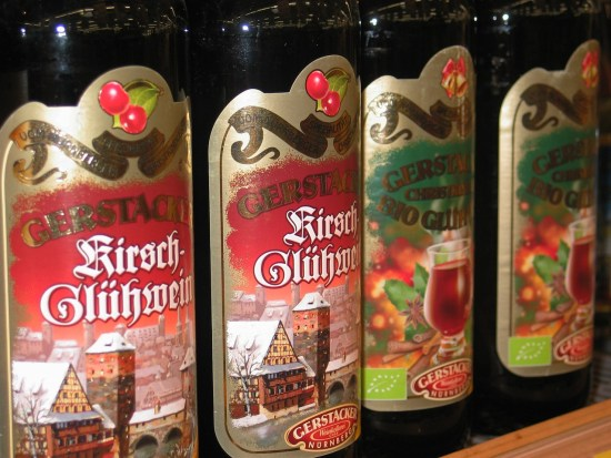 christmas traditions in Germany drink mulled wine