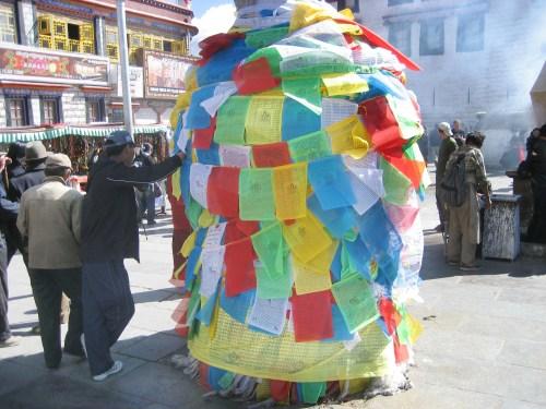 7 Days in Tibet, visit Barkhor Square