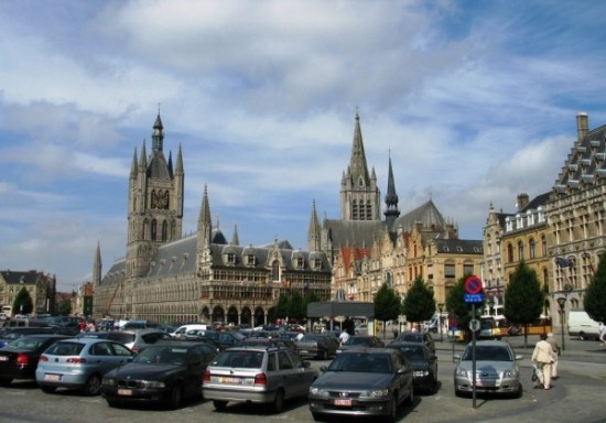 Discover Historic Ypres