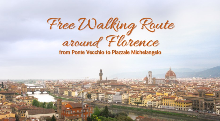 how to get around florence