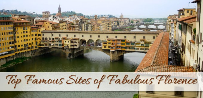 Florence is a must visit bucket list destination. But what to see and what to do in the city? We had a few days to explore the city and I'll give you my top famous sites of Florence.