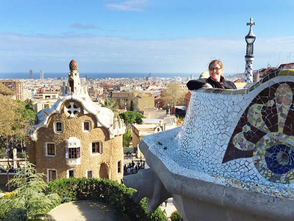 A great escape from busy Barcelona is a visit to the colourful Park Guell. Marvel at the wonderful mosaics by Gaudi and the green lush nature of the park.