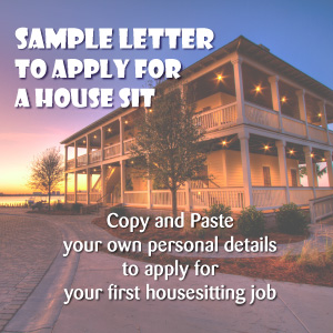 Do you want to travel the world and stay at peoples homes for free? Housesitting is the new thing and I'm here to help you get the best house sitting jobs!