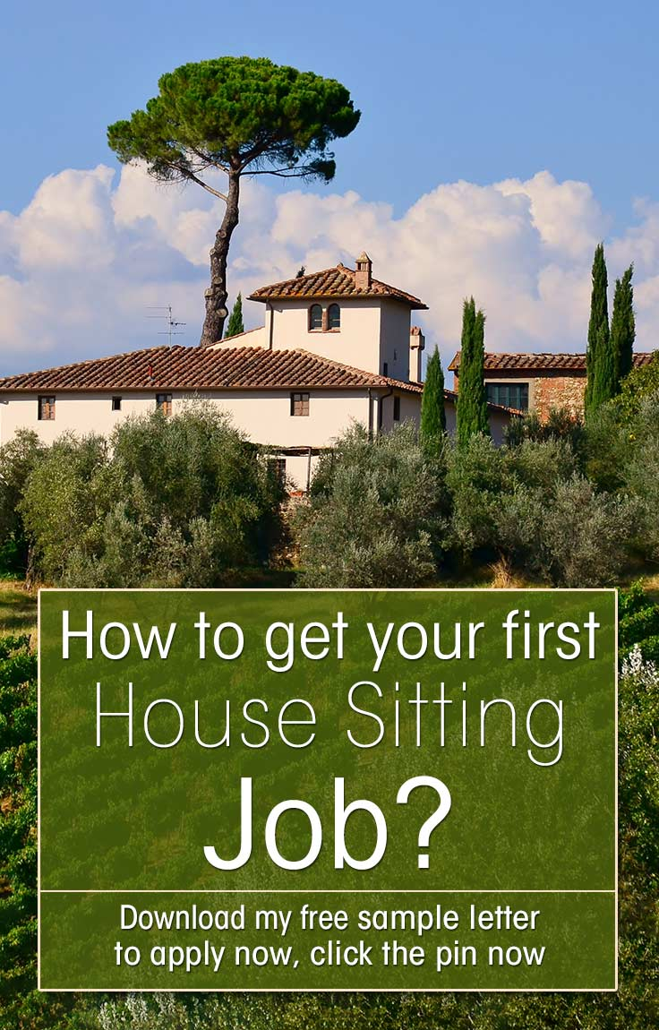 Do you travel and want to try house sitting? But how to get your first house sitting job? Learn from my Do's and Don'ts as a home owner when applying for a house sitting job and you'll land your first house sitting job in no time.