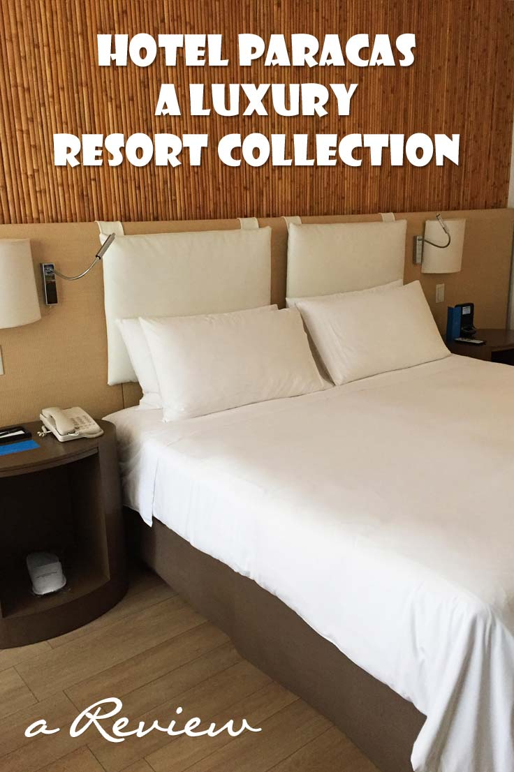 Review of my stay at the Hotel Paracas Luxury Collection Resort Review. If you're looking for a relaxed and luxury place to stay in Paracas, the Hotel Paracas Luxury Collection Resort is your best choice.