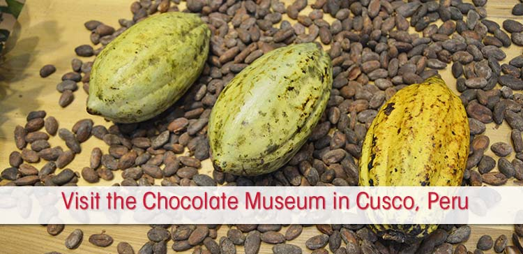 Most Delightful Cusco Museum: the Chocolate Museum Cusco Peru