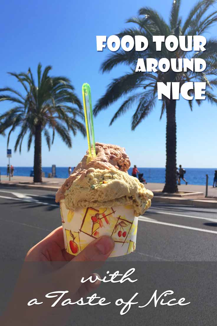 Finish the food tour with some ice cream and share this pin on Pinterest with your friends.