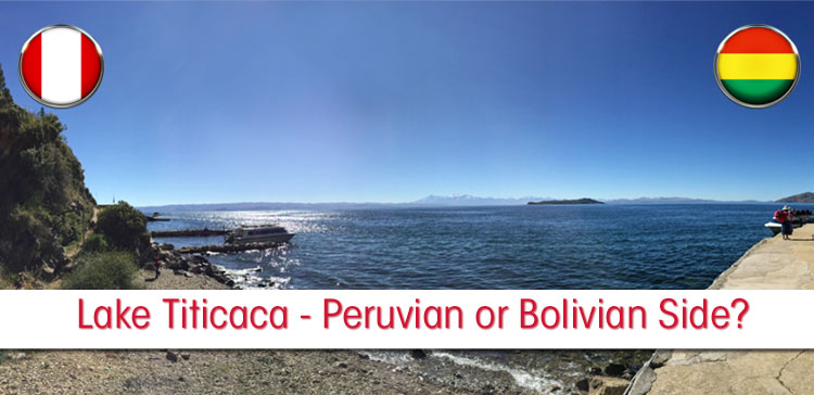 Many people want to visit Lake Titicaca but they have trouble to decide if they will visit the Peruvian or Bolivian side of Lake Titicaca. I visited both and share my experiences to help you decide which part to visit.