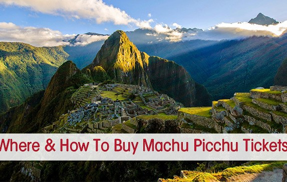 How and Where to Buy Machu Picchu Tickets as an Independent Traveler?