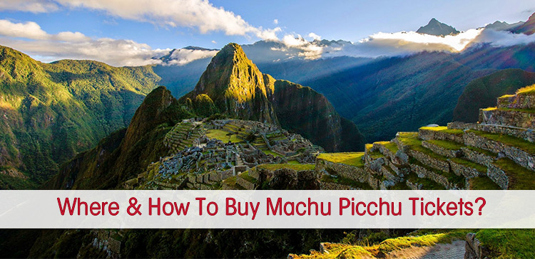 There are different ways to buy Machu Picchu tickets as an independent traveler to Peru. Read the various options on where to get tickets to Machu Picchu in Cusco and Aguas Caliente. Read here how it works and how you can buy your Machu Picchu tickets too.