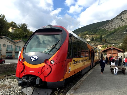 Train des Pignes: Day Trip from Nice