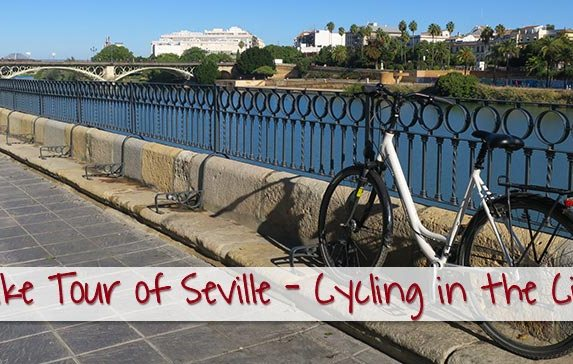 Cycling in Seville – join a Bike Tour of Seville