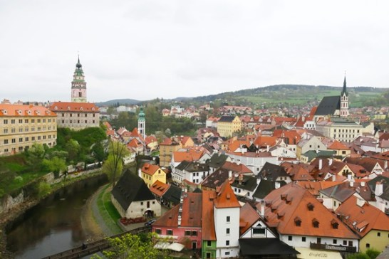 DIY Guide to Book the Train from Prague to Cesky Krumlov