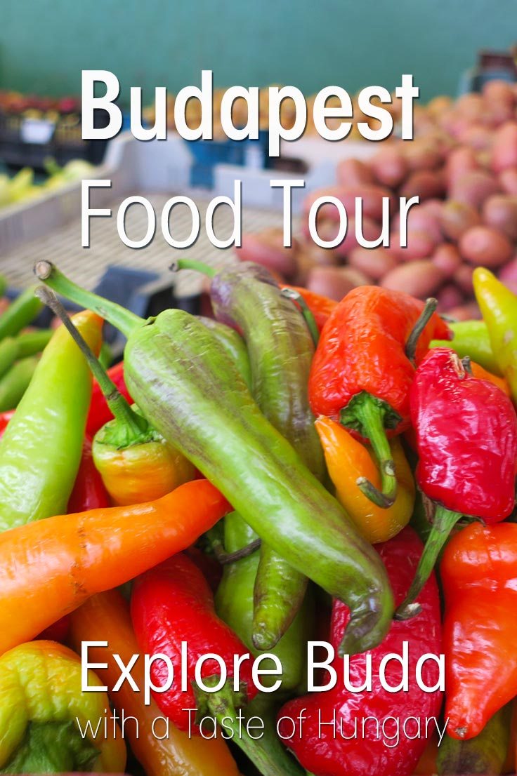 I joined a Food Tour in Budapest to explore and learn about food in Budapest, Hungary. Get a Taste of Hungary with this food tour of Budapest.