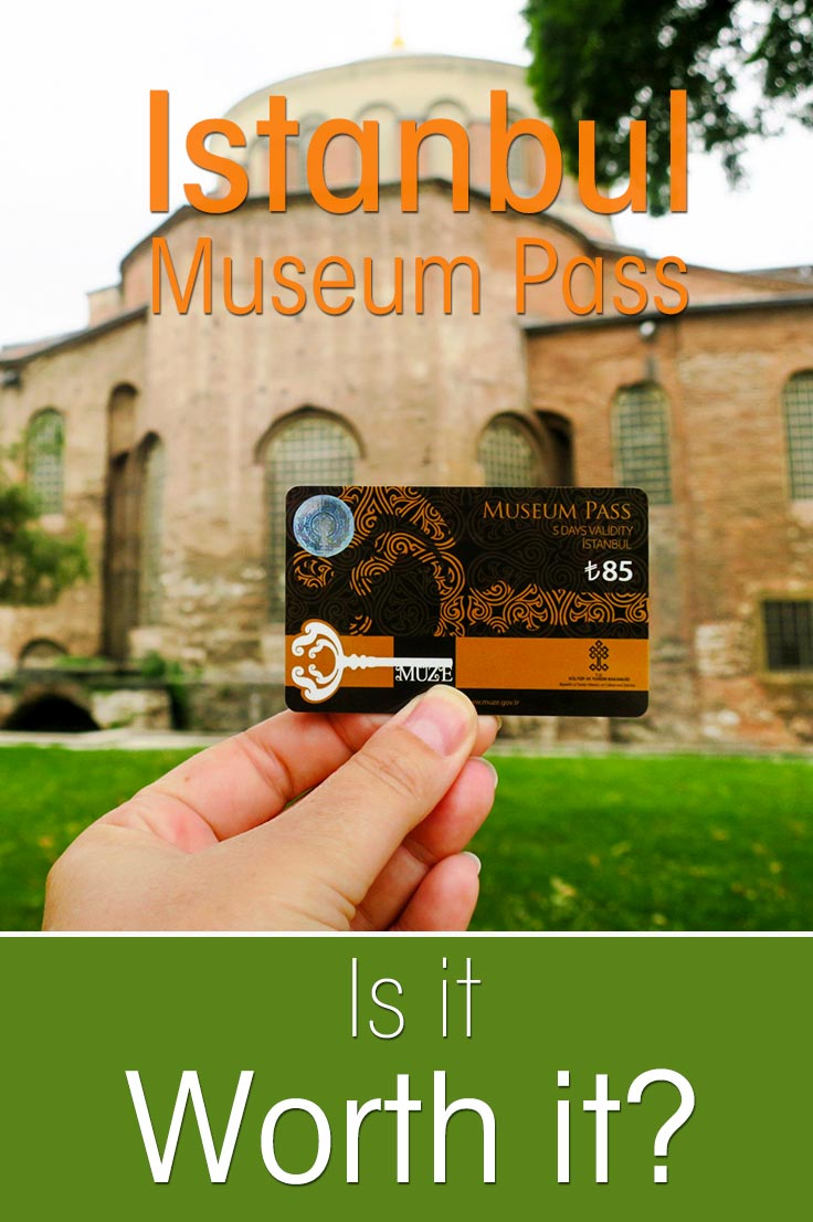 A budget friendly option to see all the big sights of Istanbul is the Museum Pass. I explain what the Istanbul Museum Pass is and if it's worth your money
