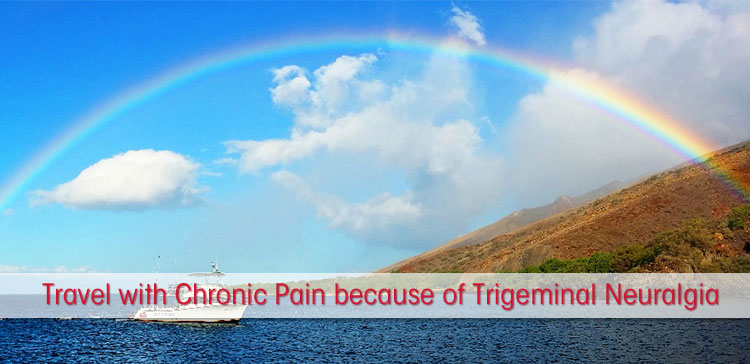 For my chronic illness chronicles serie about travel with a chronic illness. I talk to Megan. She shares the story of her daughter Katie and about what it's like to travel with Chronic Pain and travel with Trigeminal Neuralgia.