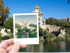 Barcelona Polaroid Tour