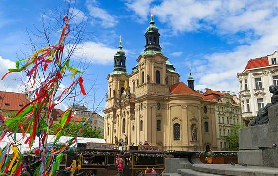 Prague Easter Markets- Celebrate Spring and Easter in Prague