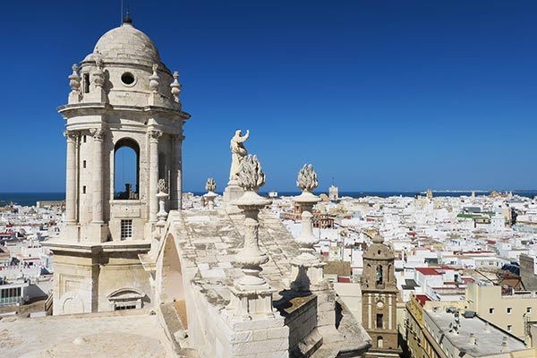 Things To Do In Cadiz Day Trip By Train Jerez To Cadiz Spain