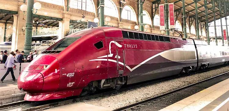 Image result for thalys train 9364