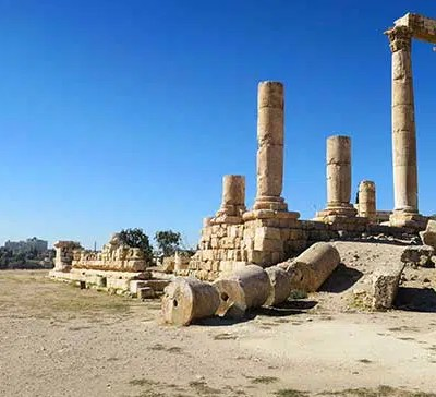 5 Stunning Roman Ruins in Jordan worth your visit