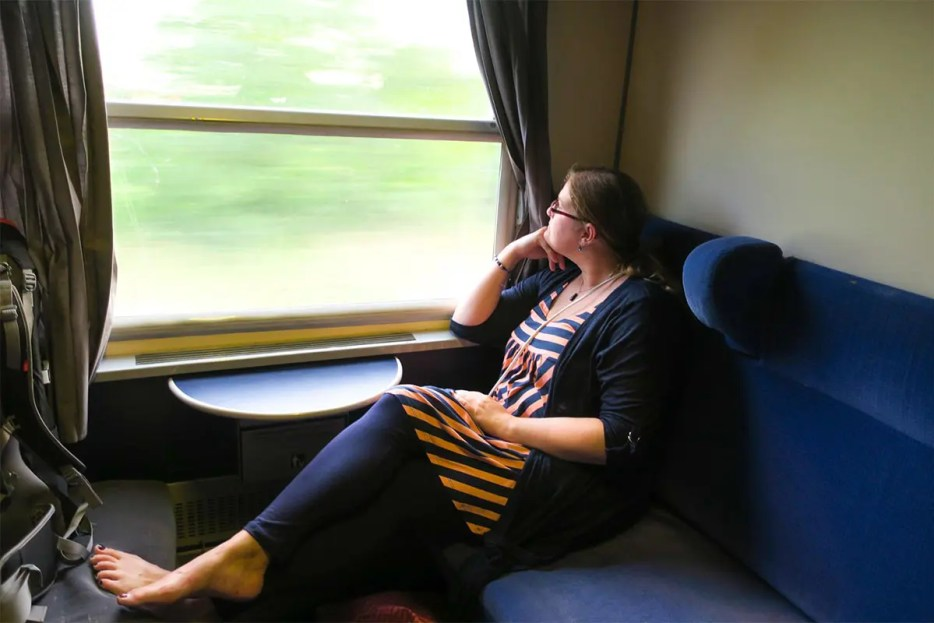 Packing for Interrailing around Europe is difficult. I help you decide on the best luggage for train travel and give you my Interrail packing list.