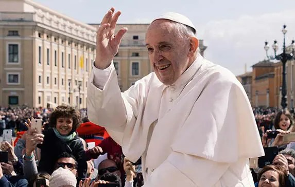 9 Places where you might see the Pope in Rome