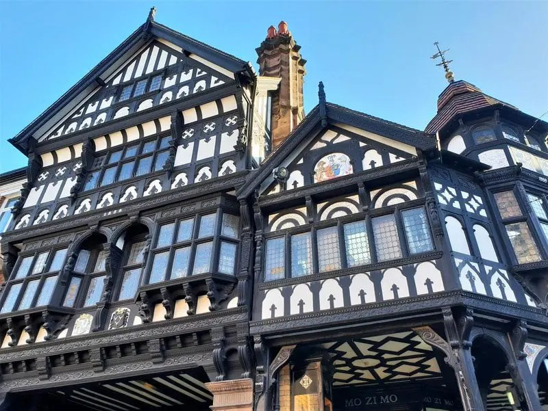 Take a day trip from Liverpool by train to nearby Manchester, York or Chester. I list the 6 best Liverpool day trips by train to explore.