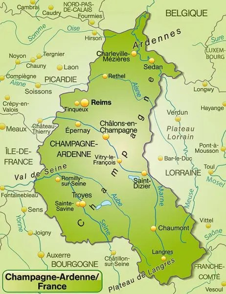 A champagne tasting trip is a great way to explore the best of the Champagne region. Read what to expect on a champagne tour from Reims France.