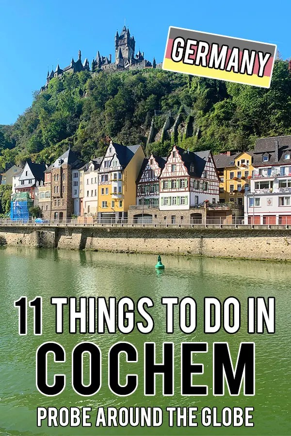 When you explore the Mosel River, you'll want to experience the fun things to do in Cochem Germany. From wine tasting to castle hopping and river cruising, there is something fun to do in Cochem for all ages.