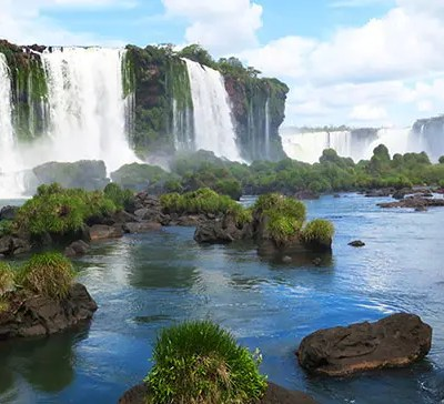 2-Day Itinerary for Iguazu Falls Argentina and Brazil