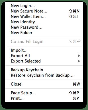 File -> Import
