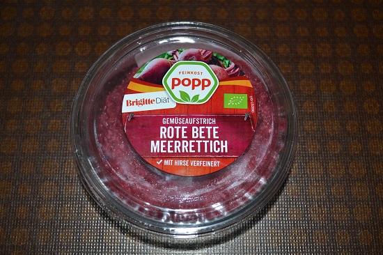 Brandnooz-Coolbox-Dezember Popp Rote Bete mit Meerrettich Probenqueen