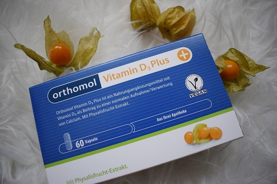 Sanicarebox Eucerin and friends Orthomol Vitamin D3 Kapseln Probenqueen