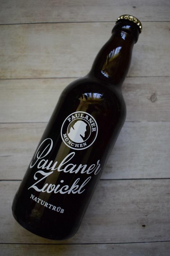 Brandnooz Box Juni 2018 Flasche Paulaner Zwickl naturtrüb Bier www.probenqueen.de