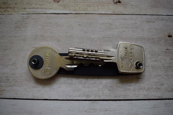 Wunderkey Schlüsselanhänger Zusammenbau mit zwei Schlüsseln www.probenqueen.de