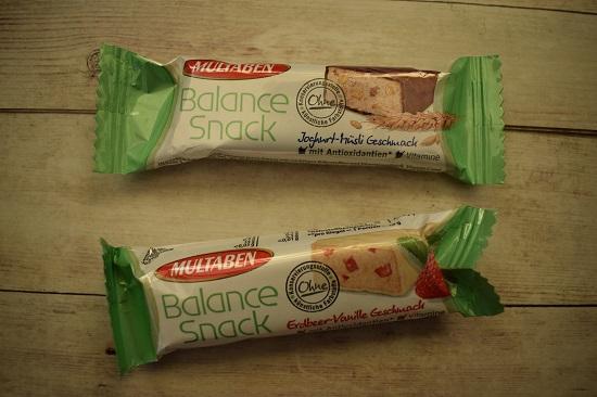 Brandnooz Box August 2018 zwei Mutaben Balance Snack Riegel www.probenqueen.de