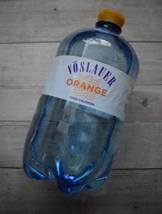Degustabox 2019 Vöslauer Orange ohne Kalorien