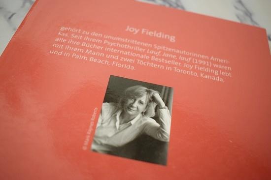 Blind Date - Joy Fielding Vorstellung im Inlay