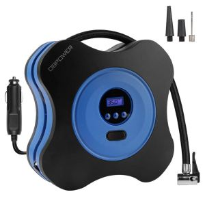 Top 10 Best Portable Tire Inflators in 2019 Reviews