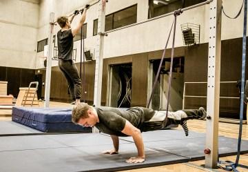 One Move, Training, Sporthalle Mitte, 20161127, (c)wildbild