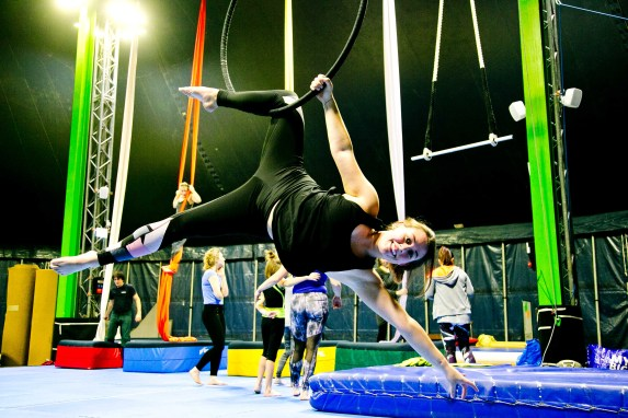 Circus Trainings Center, Salzburg, 20180115, (c)wildbild