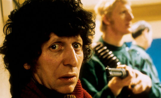 Fourth doctor and thals