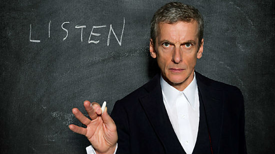 doctor who listen capaldi