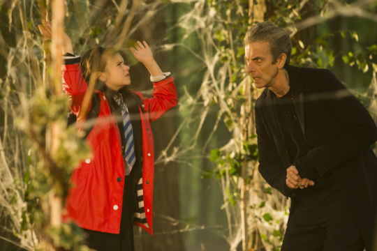 In The Forest of the Night capaldi