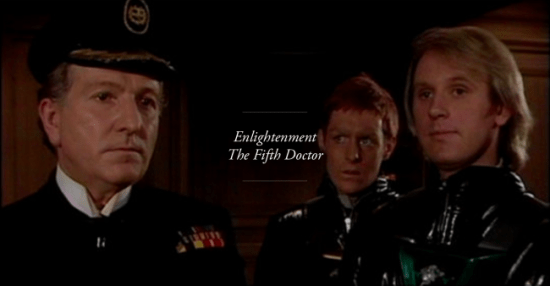 Doctor Who Enlightenment
